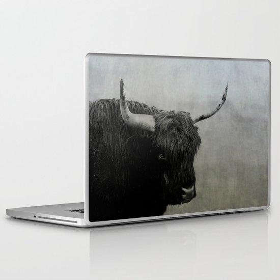 The Lumbering Beast  Laptop & iPad Skin