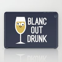 And The Next Thing Vino… iPad Case