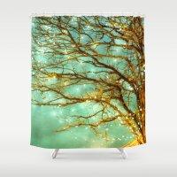 Newly Magical Shower Curtain
