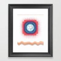 Servitude Framed Art Print