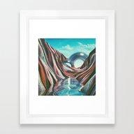 FRESH COAT (02.21.15) Framed Art Print
