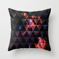 All you need is Space Throw Pillow