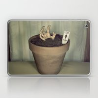 Zombie Plant Laptop & iPad Skin