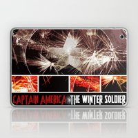 Captain America: The Winter Soldier Laptop & iPad Skin
