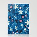 Blue Meadow Stationery Cards