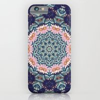 iPhone & iPod Case featuring Shaping Realities (Mandala) by Elias Zacarias
