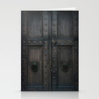 Sanctuary of Secrets Stationery Cards