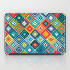 shark diamond iPad Case