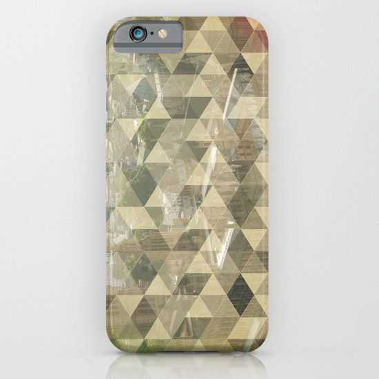 WP pattern iPhone & iPod Case