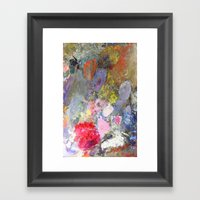 Ubik Framed Art Print