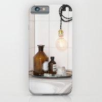 White Tiles  iPhone 6 Slim Case