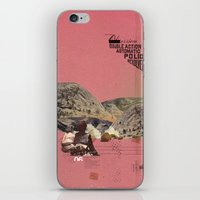 The Future A Time To Rem… iPhone & iPod Skin