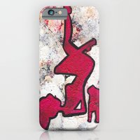 Pinup and Pup iPhone 6 Slim Case