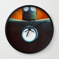 Stobot Wall Clock