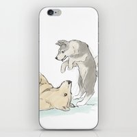 Best Friends- Part 2 iPhone & iPod Skin