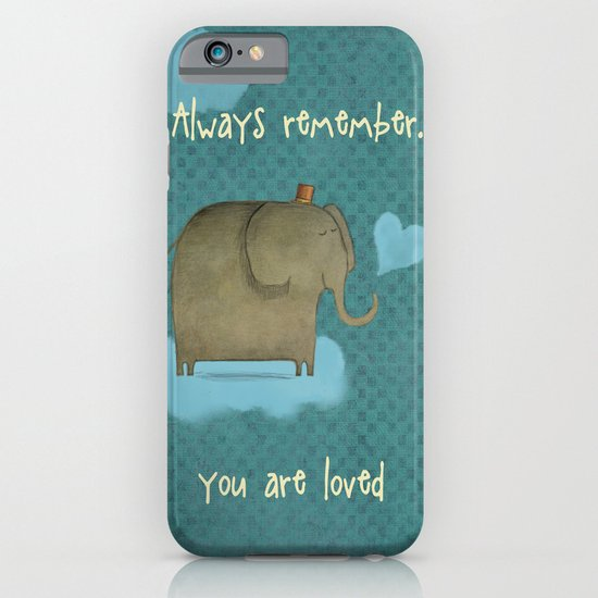 Always Remember iPhone & iPod Case