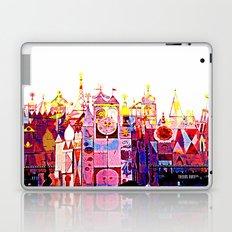 SMALL WORLD 011 Laptop & iPad Skin