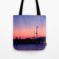 Subic Bay Tote Bag