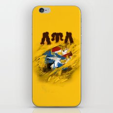 LUL Puerto Rican 2013 iPhone & iPod Skin