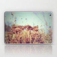 plants - Retro  Laptop & iPad Skin