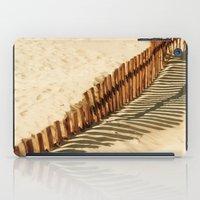 Bolonia beach iPad Case
