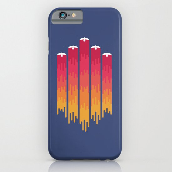 Break the Night with Color iPhone & iPod Case