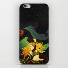 Superhero iPhone & iPod Skin