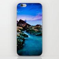 Ashbridges Bay Toronto Canada Sunrise No 10 iPhone & iPod Skin