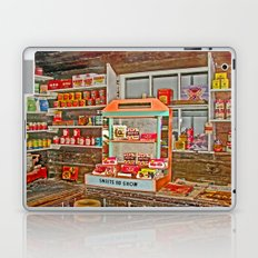 The Old Corner Shop. Laptop & iPad Skin