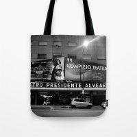 Teatro Tote Bag