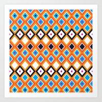 mexiculture Art Print