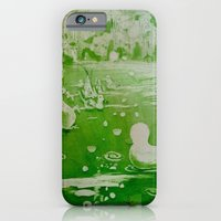 iPhone Cases featuring MoonSea Fantasy 2 by ANoelleJay