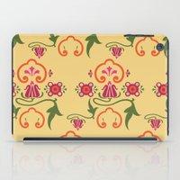 Summer Blossom iPad Case