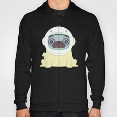 Pug in Space Hoody