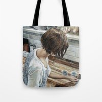 Not This Spoon Tote Bag