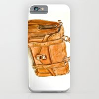 Brown Bag iPhone 6 Slim Case