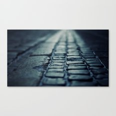 Present and Past Canvas Print