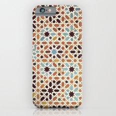 Lindaraja at the Alhambra. Vintage iPhone 6 Slim Case
