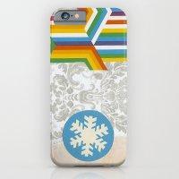 iPhone & iPod Case featuring Winter Tales #2 by  d a n i e l  e s t h e r a s