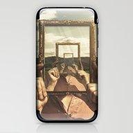 Empty Frame iPhone & iPod Skin