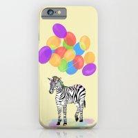 Tired of Black & White iPhone 6 Slim Case