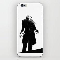 The Great Death Of Wisborg II iPhone & iPod Skin