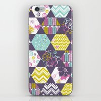 Garden Party Festive Hex… iPhone & iPod Skin