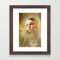 17 Framed Art Print