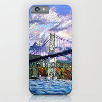 The Lion's Gate, Vancouver iPhone 6 Slim Case