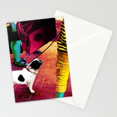 Weird Humans Stationery Cards