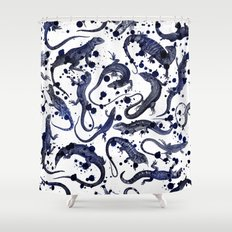 Reptilia Shower Curtain