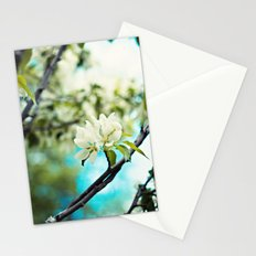 tropical flower. Stationery Cards