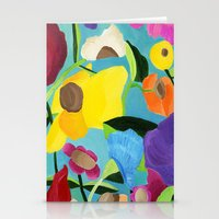 The Dreamy Garden Stationery Cards