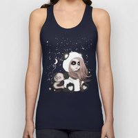 Find the place you call home among the stars Unisex Tank Top